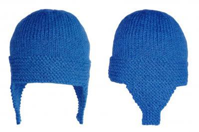 ef0e3a864a7 Les explications du bonnet enfant cache-oreilles